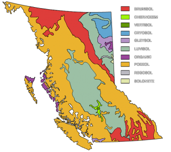 News from the Provincial Soil Initiative