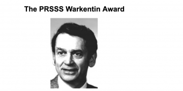 2019 Warkentin Prize