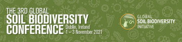 3rd Global Soil Biodiversity Conference, 2021