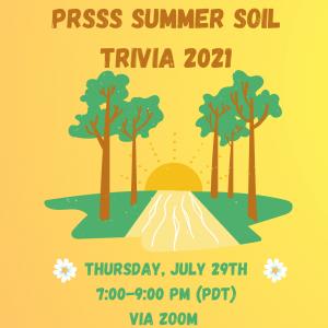 Summer Soil Science Trivia!